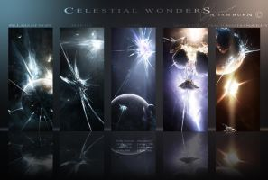 Celestial Wonders by AdamBurn
