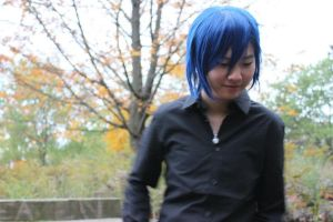Fall Kaito by thatasianperson