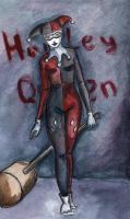 Harley Queen by TilliVilli