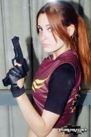 Claire Redfield CVX by luxieneko