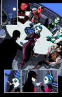 Rebuild of Sentinels - Page 12 by LucianoVecchio
