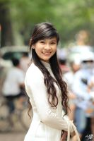 Ao Dai by JimmyDick