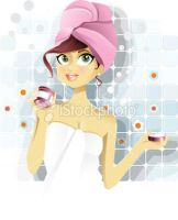The Beauty Ritual by nicoletaionescu