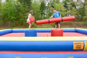 Medway Founder's Day Fun, Bouncy Jousting 2 by Miss-Tbones