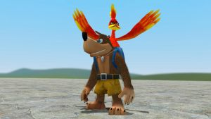 Banjo and Kazooie - Nuts and Bolts Ragdolls by SuperSmashBrosGmod