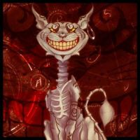 Cheshire Cat by DevinDriscoll