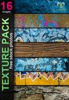 16 Stock Photo Texture Pack by iartpixel