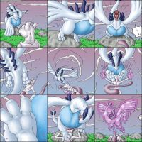 Mewtwo's Old Friend - 9 - B by ForcesWerwolf