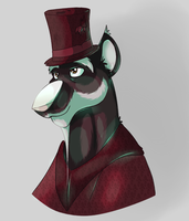 Splinter's Hat by FelineMyth