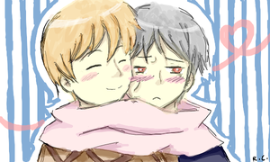 pRussia- Together by ayana08