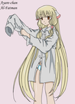 Chii - Chobits by Al-Fatman