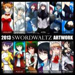 END OF CHAPTER 2013 by Sword-Waltz