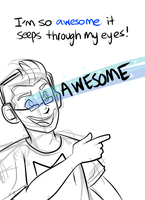 YT: Markiplier stream: AWESOME by lewisrockets