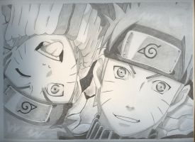 Naruto X Naruto by ObscureDemon