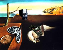 The Persistence of Memorex by AsparagusTrevor