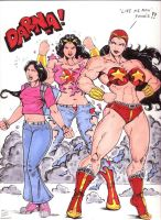 Narda becomes Darna TF 1 by mercblue22