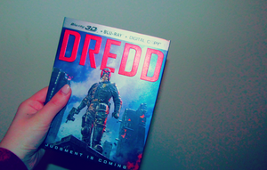 Dredd 2012 - My favourite movie right now! by stefanienicholas