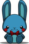 .:Toy Bonnie:. by xHisLittleAngel