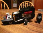 LEGO Monster Fighters  The Vampyre Hearse by enc86