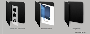 Bt- live folders icons by tchiro