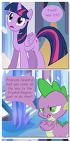 Get with it Spike by Element0fKindness