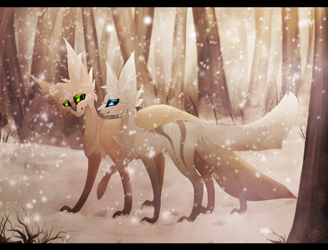Cold Days, Warm Hearts [RD] by Lunathesilent