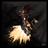 Final Boss: Lament of Sinners by Blazbaros