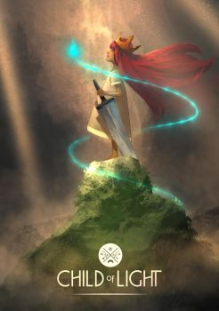 Child of Light by orochi-spawn
