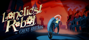 1001 Anim.: The Loneliest Robot in Great Britain by finalmaster24