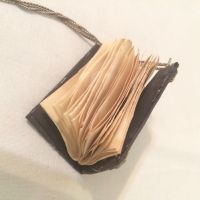 Old book pendant by SalmaHSaleh
