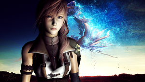 Lightning Farron by Dragunova-Cosplay