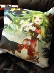 Weave the Heavens pillow by shilin