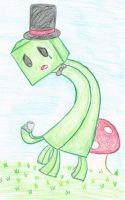 Tea Party Creeper by Aukuma