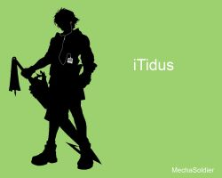 iTidus by MechaSoldier