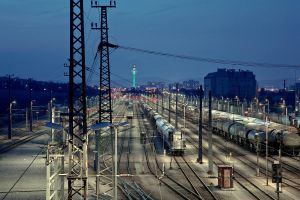 rail marshaling yard 01 by woisvogi