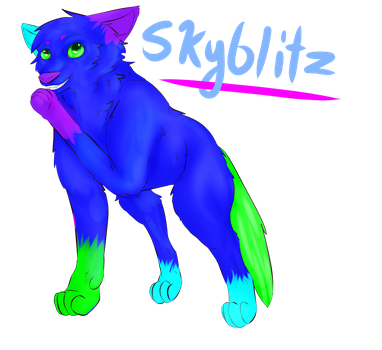 Skyblitz Gift by Douthna