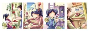 Secret for the Morther's day by dothaithanh
