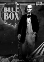 Cover of Blue Box 2 by Draculasaurus