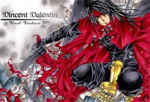 ::Vincent Valentine:: by Nami--chan