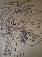 Death claw (private Claw ) the hedgehog by SadexTammy