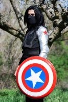 The Winter Soldier by darkaffiction