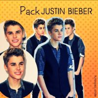 Justin Bieber Pack PNG by TutosPsc-Chile