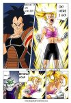 Raditz U13 VS Bra U16 by superchiaragirl