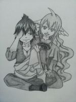 Young Zervis by StarryLite