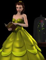 Belle Gown Again... by wancow