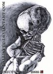 Fetus drawing DETAIL by Ballistyc
