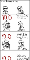 YOLO by mchectr