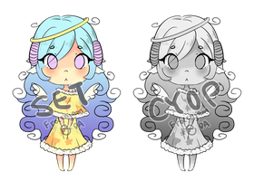 LOWERED Set Price Adopt .:CLOSED:. (with bonuses) by FrozenJam
