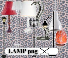 Lamp png by CrampTwins02