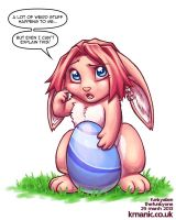 Fran - Easter 2013 by funkyalien
